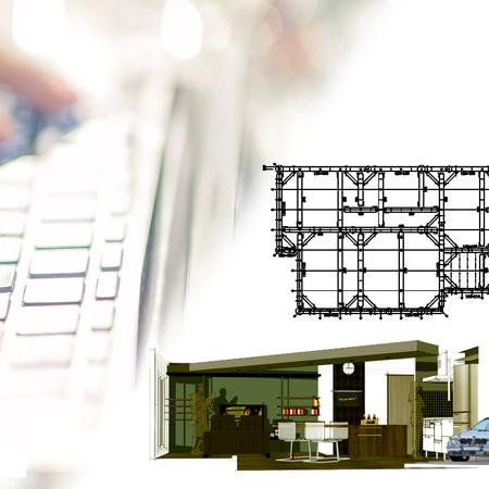 CAD図面制作支援